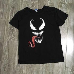 Used BlackVenom kids tshirt size medium 8